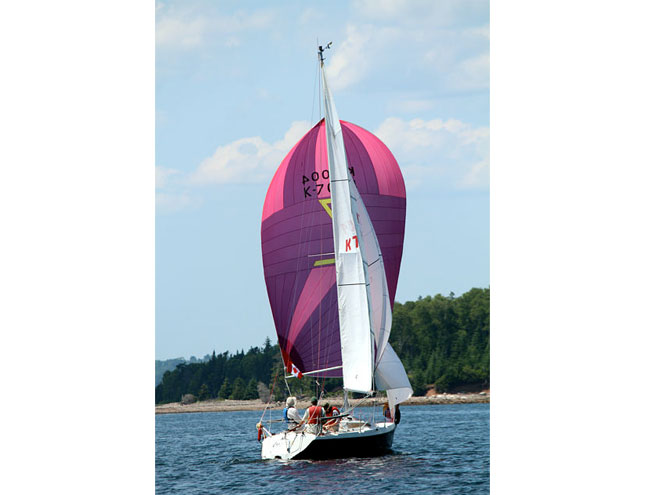 Sail Mahone Bay